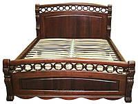 Кровать из натурального дерева Венеция 2, 1400*2000