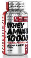 Nutrend Whey Amino 10000 100 tabs