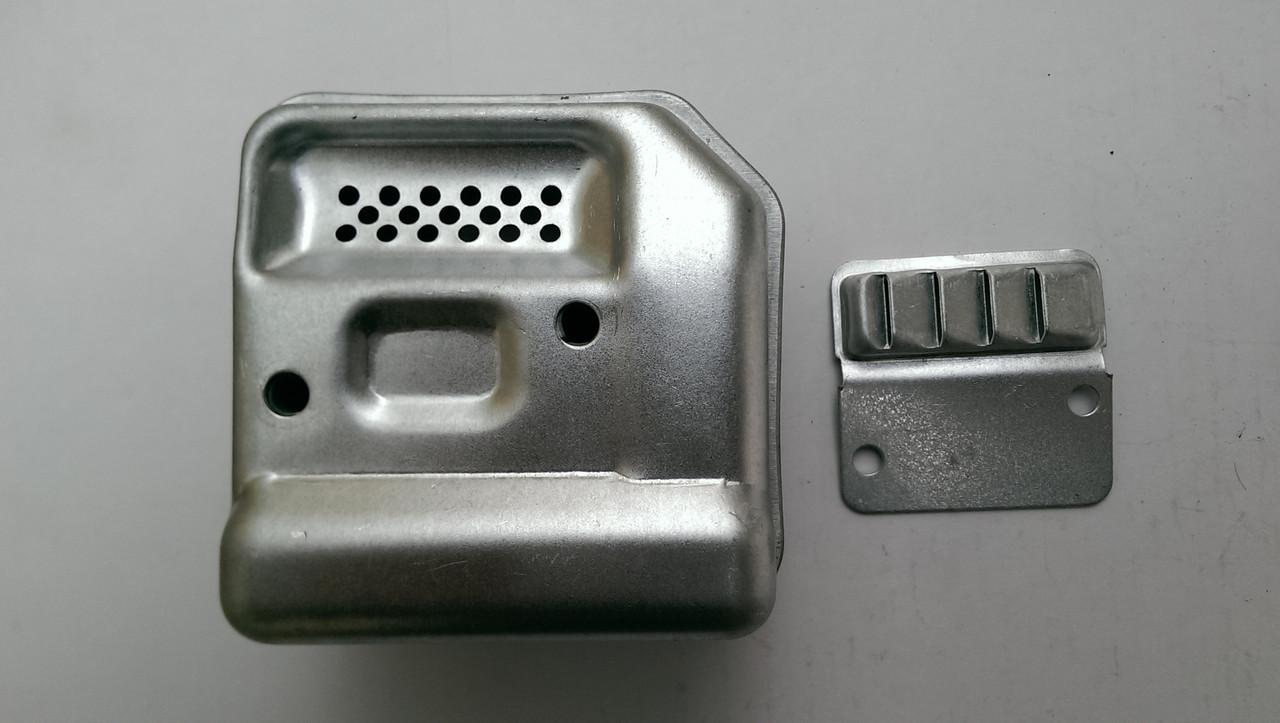 Глушник для БЖ Stihl 180