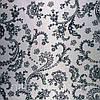 Рулонные шторы Damask Black 600, Польша
