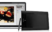 """Графический планшет Huion 580, USB доска для рисования, диагональ 10 дюймов, рабочая область 8"""" x 5"""" дюйма"""