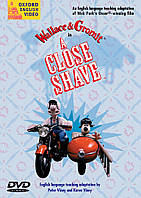 A Close Shave: DVD