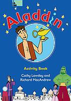 Aladdin: Activity Book