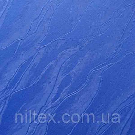 Рулонные шторы Woda T 2090 Dark Blue, Польша