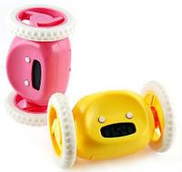 Бегающие часы- будильник на колесах Clocky (Клоки), фото 1