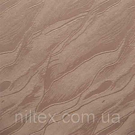Рулонные шторы Woda T 1827 Light Brown, Польша