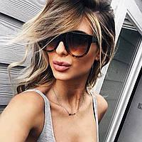 Солнцезащитные очки Celine черные