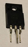 Диод RFU20TM5S; (FU20TM5S)   (20A; 530V; 30ns) TO220 (3ноги)