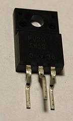 Диод RFU20TM5S; (FU20TM5S) (TO220)
