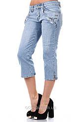 Капри,джинсы женские джинсовые.