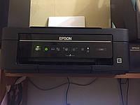 МФУ Epson L366 с СНПЧ и Wi-Fi