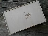 Коробка для упаковки вина ( 2 бутылки)