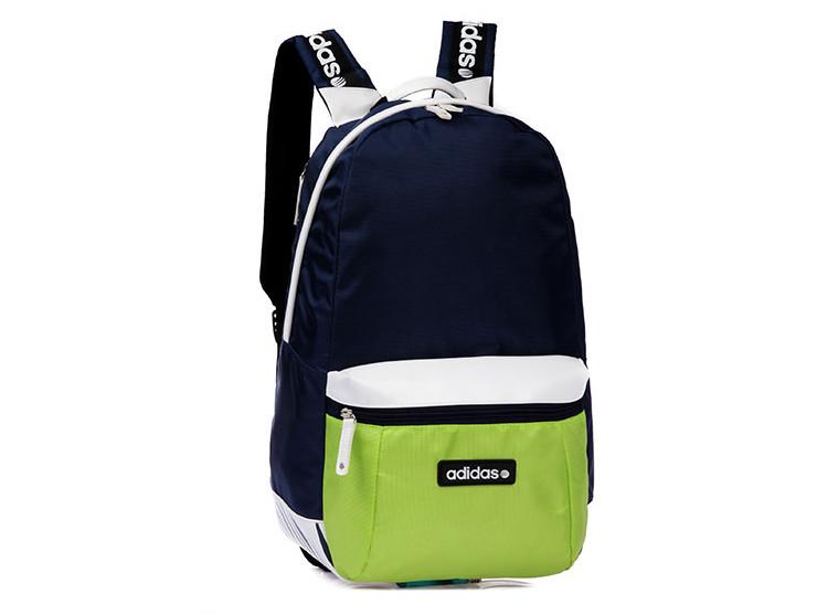 Рюкзак  Adidas Neo темно-синий (реплика)