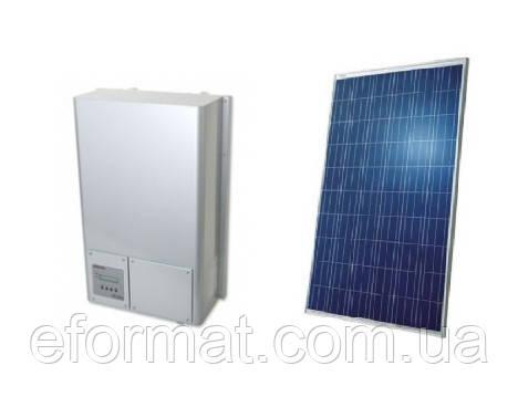 Комплект солнечной электростанции Omron + ALM 20 кВт