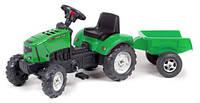 Детский трактор на педалях Falk 2031AC Lander Z160X