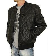 Куртка демисезонная мужская 48, черный