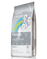 FITMIN Dog solution salmon&potato - 13 kg