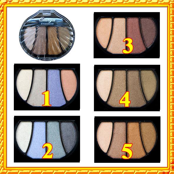 Тени для глаз  4-х цветные, Четырехцветные матовые, дешево оптом в интернет - магазине opt21.com по всей Украине