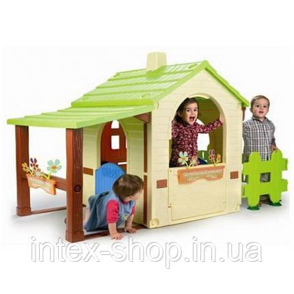 Детский игровой пластиковый разборный дом Injusa 2033, фото 2