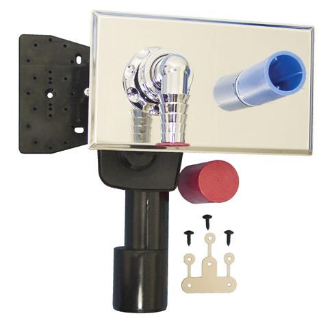 Cифон Hutterer & Lechner для стиральной или посудомоечной машины с подготовкой для интегрированного подключения HL405ECO