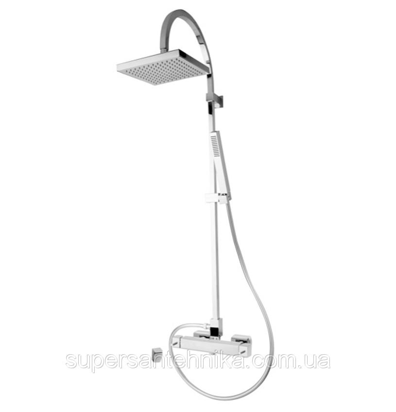 Смеситель для ванны с термостатом  Bianchi Termostatici ESDTRM203700 CRM