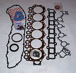 Комплект поршней оригинальных с кольцами, вкладыши стандартные и первый, второй ремонт, фото 3