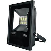 LED Светодиодный прожектор SMD 30W SLIM 6500k