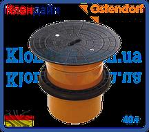 Телескопическая труба с крышкой и уплотнительной манжетой без вентиляции 300 (40т) (Ostendorf)