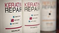 Кератиновое выпрямление волос — «KERATIN REPAIR SYSTEM». У нас новое поступление.