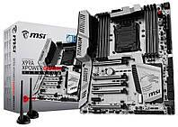 Материнская плата MSI X99A XPOWER GAMING TITANIUM