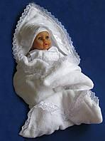 """Крыжма, полотенце для крещения """"Детское"""". Покрывало, плед, махровая крыжма, крестильное"""