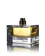 """Парфюмированная вода в тестере DOLCE&GABBANA """"The One """" 75 мл для женщин"""