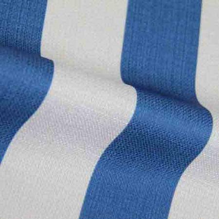 Ткань для штор Navy Stripe