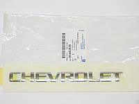 """Надпись """"Chevrolet"""""""