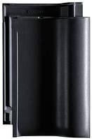 Керамическая черепица CREATON Баланс черная ангоба