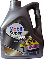 MOBIL 5W30  Super 3000 X1 Formula FE 4L