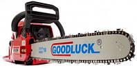 Бензопила GoodLuck GL 4500 Е (с подкачкой)