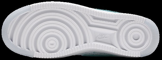 780a91b1 Кроссовки женские Nike Air Force 1 Ultra Flyknit Low Breeze - 1350 ...