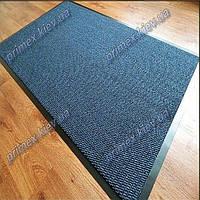 Ковер грязезащитный Стандарт 90х150см. синий