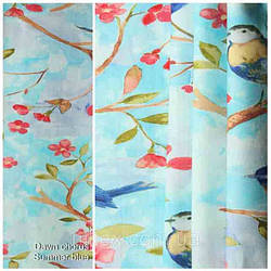 Ткань для штор Casa di Luna Dawn Chorus