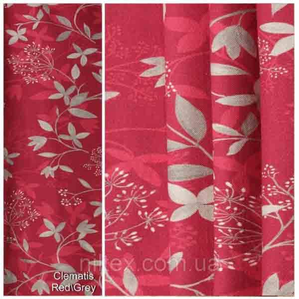 Ткань для штор Casa di Luna Clematis