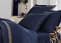 Постельное белье Ecocotton (Сатин с вышивкой) Sehzade laci