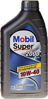 MOBIL 10W40 Super 2000 X1  1L