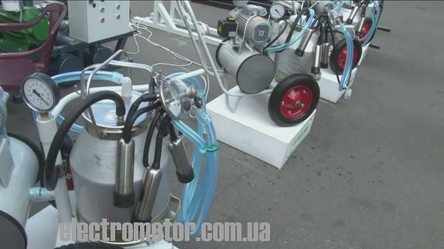 Доильный аппарат  буренка-1 (Новая серия)