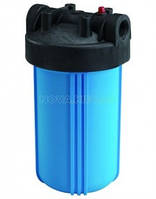 "10"" PS 897-BK1-PR Корпус фильтра Big Blue Raifil резьба 1"", сброс давления, фильтр, кронштейн, ключ"