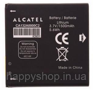 Оригинальная батарея Alcatel 5036D One Touch Pop C5 (CA132A0000C2), фото 2