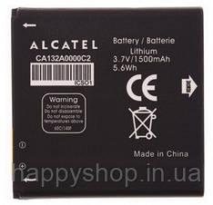 Оригинальная батарея Alcatel 5036D One Touch Pop C5 (CA132A0000C2)