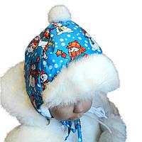 Детская шапка 120