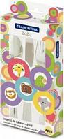 Набор детских столовых приборов Tramontina Baby 66970/020 3 предмета