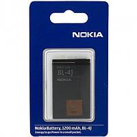 Аккумулятор Nokia BL-4J AAA класс
